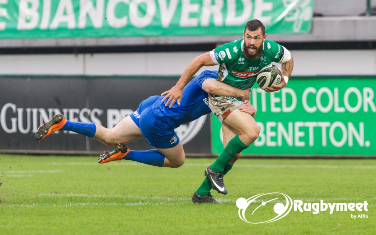 Calendario Benetton Rugby 2019.Benetton Rugby All Esordio Europeo Con Leinster Rugby
