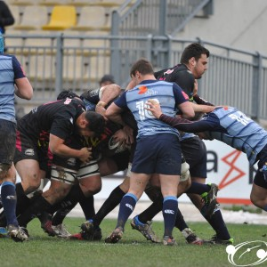 Guinness Pro14 2017/18: Zebre Rugby - Cardiff Blues 7-10 - Maul Dsc_5950_1.jpg