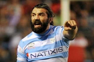 Chabal al Racing