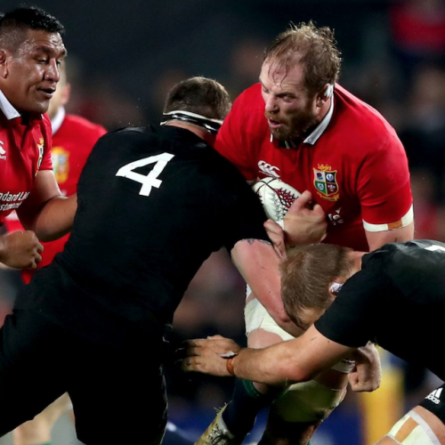 All Blacks - British & Irish Lions: il tour finisce in pareggio