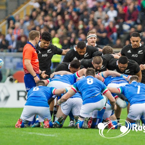All Blacks - Italia nel 2021