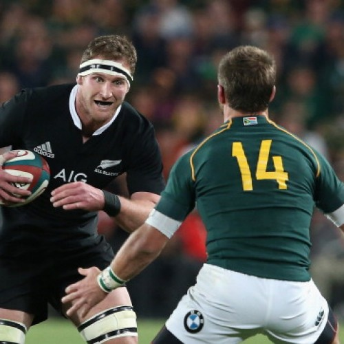 All Blacks - Sudafrica: preview e formazioni di Wellington, arbitro Nigel Owens