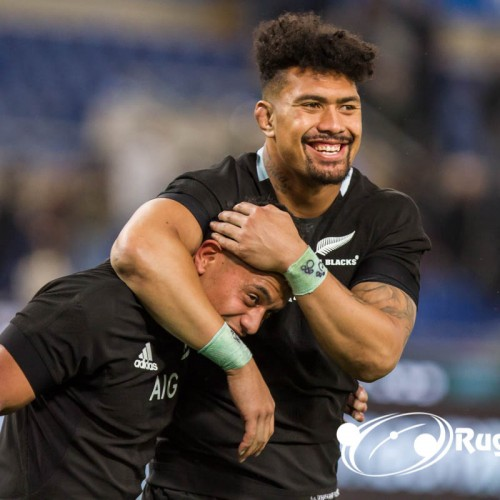 Ardie Savea prolunga con All Blacks e Hurricanes [VIDEO]
