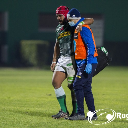 Benetton affronta Connacht senza Hame Faiva e Thomas Gallo