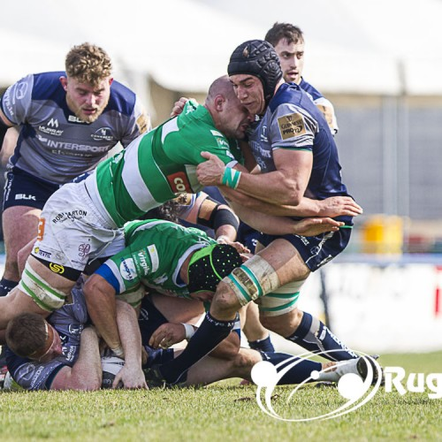 Benetton Rugby affronta il Connacht in Po14
