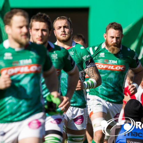 Benetton Rugby - Dragons 57-7 [VIDEO]