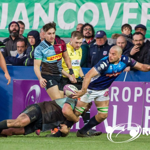Benetton Rugby - Harlequins 26-21 [VIDEO]
