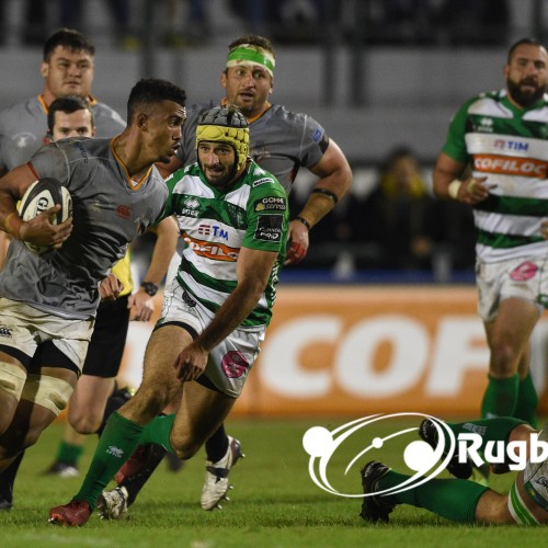 Benetton Rugby - Southern Kings 31-3 [VIDEO]