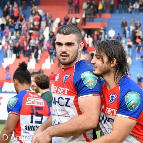 Benetton Rugby: tre Permit Player in prestito dal TOP12