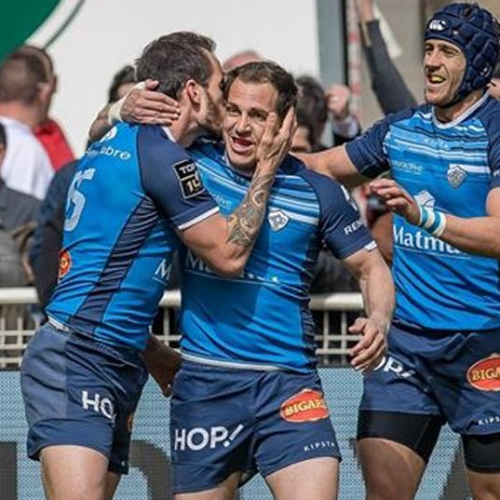 Castres in zona barrages, Tolosa supera il Racing [VIDEO]