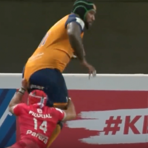 Cheslin Kolbe vs Nemani Nadolo [VIDEO]