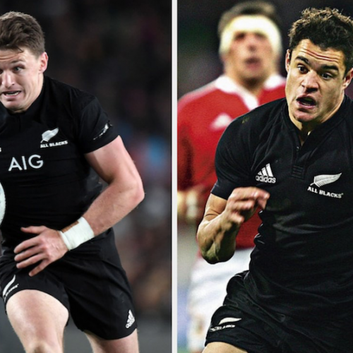 Dan Carter vs Beauden Barrett [VIDEO]