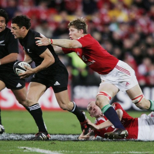 Daniel Carter vs British Lions, la partita perfetta [VIDEO]