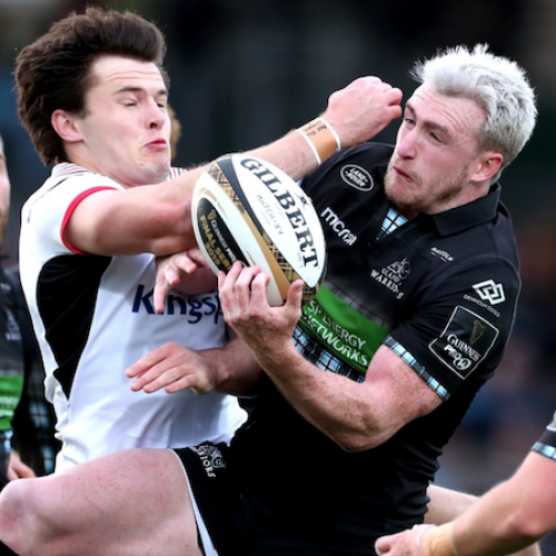 Dei superbi Glasgow Warriors superano l'Ulster 50-20