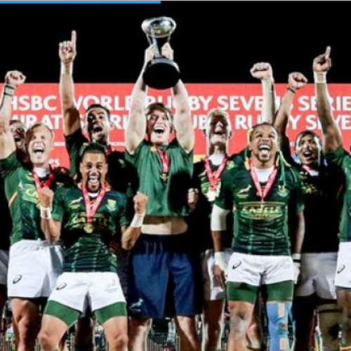 Dubai 7s, il Sudafrica vince la prima tappa delle World Series [VIDEO]