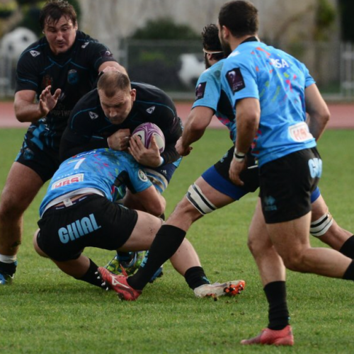 Enisei-STM v Zebre Rugby 14-31 [VIDEO]