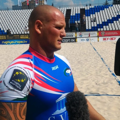 Europei di Beach Rugby, Italia femminile in semifinale