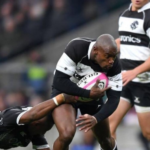 Fiji batte i Barbarians di Eddie Jones per 31-33