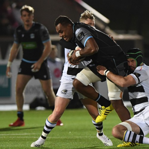 Glasgow Warriors - Zebre Rugby 56-24 [VIDEO]