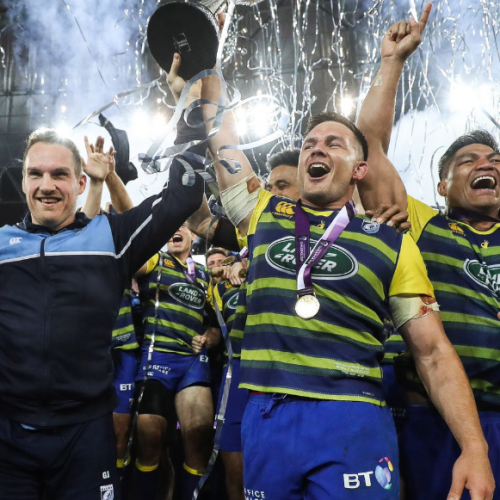 Gli highlights di Cardiff Blues-Gloucester 31-30 [VIDEO]