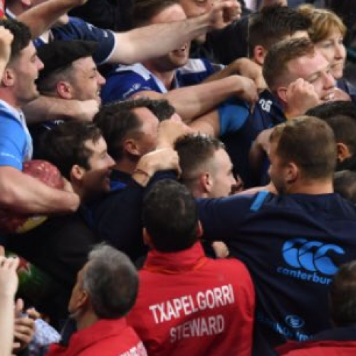 Highlights della Finale Leinster-Racing 15-12 [VIDEO]