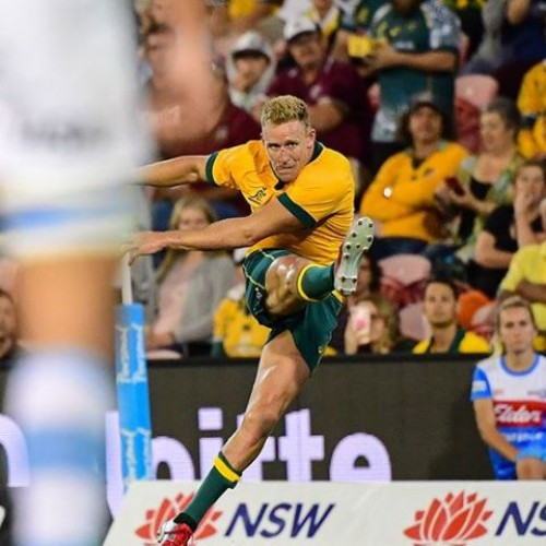 Highlights di Argentina-Australia 15-15 [VIDEO]