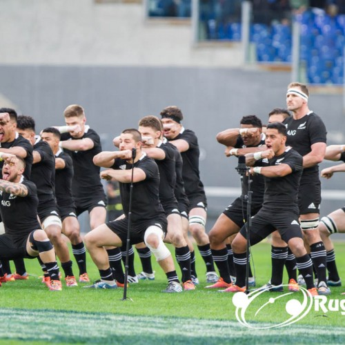 I 39 All Blacks per il Rugby Championship 2019