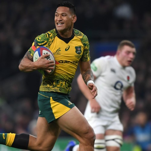 Israel Folau tornerà nel rugby league?