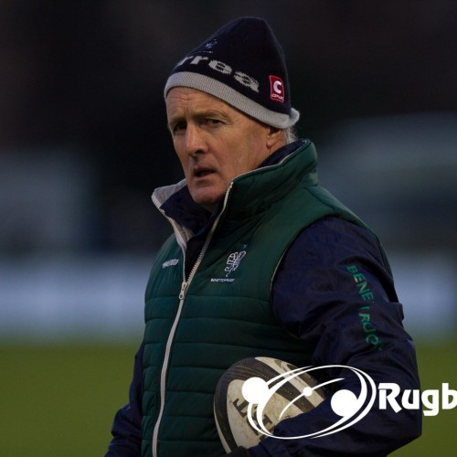 Kieran Crowley candidato a Coach of The Year