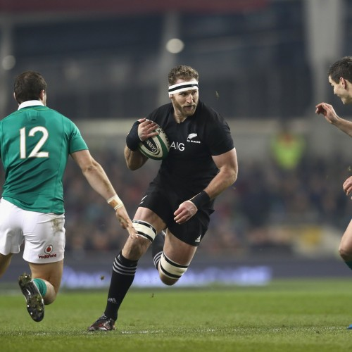 Kieran Read: i numeri di una carriera incredibile [VIDEO]