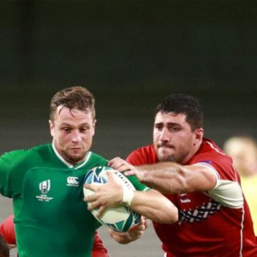 L'Irlanda batte la Russia 35-0, ma che fatica [VIDEO]