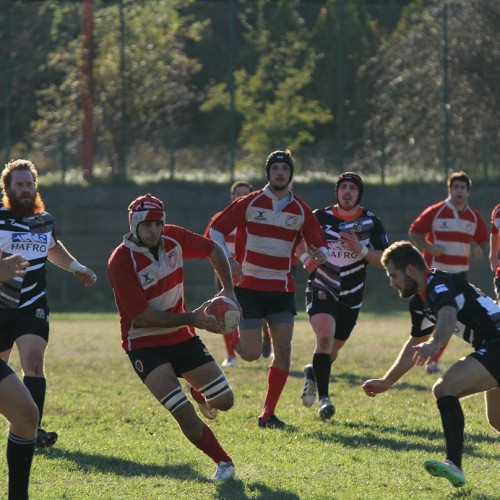 RUGBY SERIE C: OFM Lussetti Venjulia Trieste - Rugby Udine 32 - 3