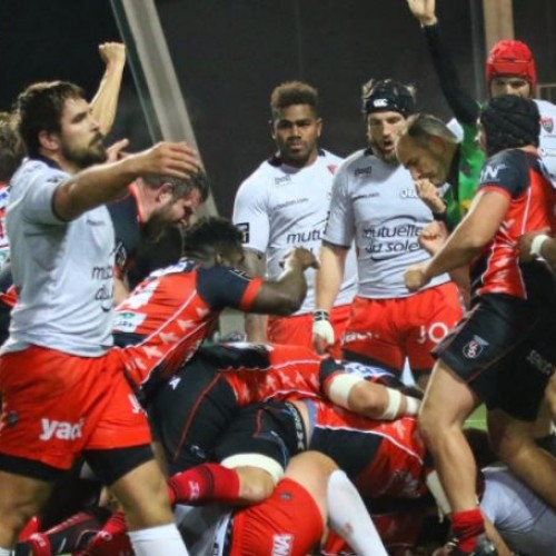 Oyonnax super nel finale, Tolosa batte Montpellier [VIDEO]