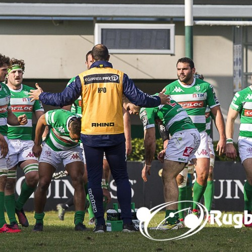 Rinviata Connacht - Benetton Rugby