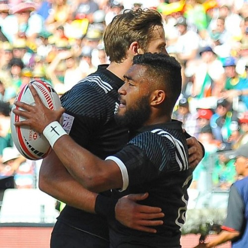 Rivincita degli All Blacks al Sud Africa Sevens