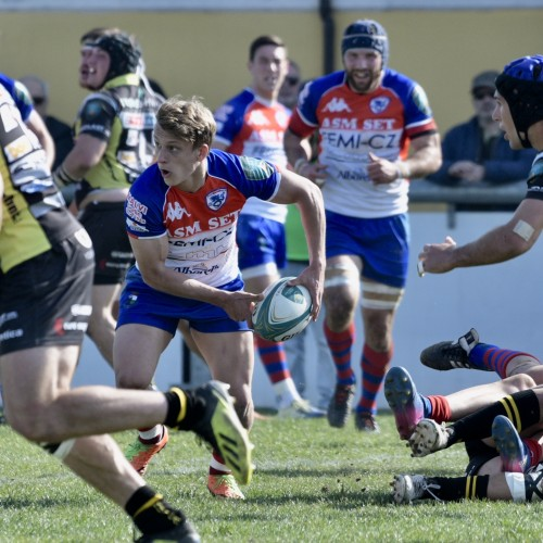 Rugby Calvisano  - Rugby Rovigo 29-13 [VIDEO]