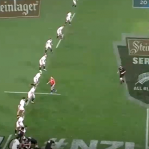 Rugby: la  Rush Defence [VIDEO]