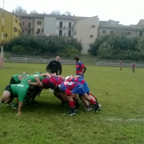RUGBY SERIE C:  Avellino Rugby 7 - 42  Salerno Rugby