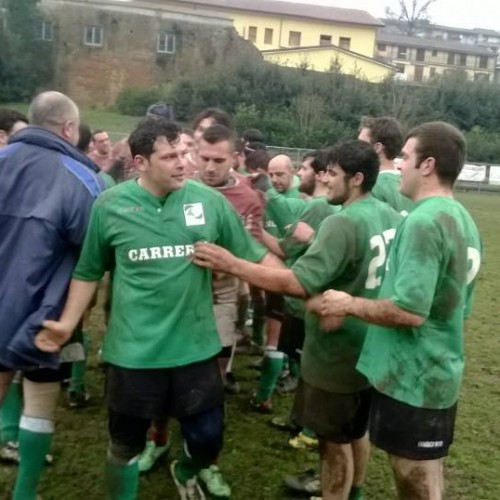 RUGBY SERIE C: Avellino Rugby 7 - 48  Polisportiva Sarnese