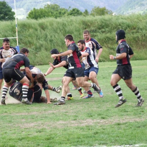 Rugby Serie C: match playoff Rugby Gubbio vs Cus Siena