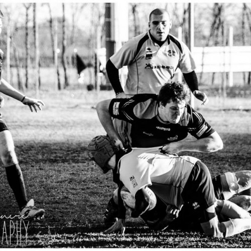 Rugby Serie C: Rugby Alto Vicentino vs Rugby Montebelluna Club 1977  28 – 0 (p.t.13–0)