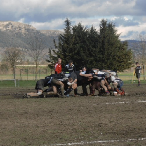 Rugby Serie C: Rugby Gubbio 48 - 0 Foligno Rugby