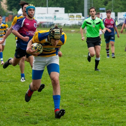 Rugby Under 16: Benetton Rugby e Rugby Parma 1931 in finale nel Trofeo Lodigiani