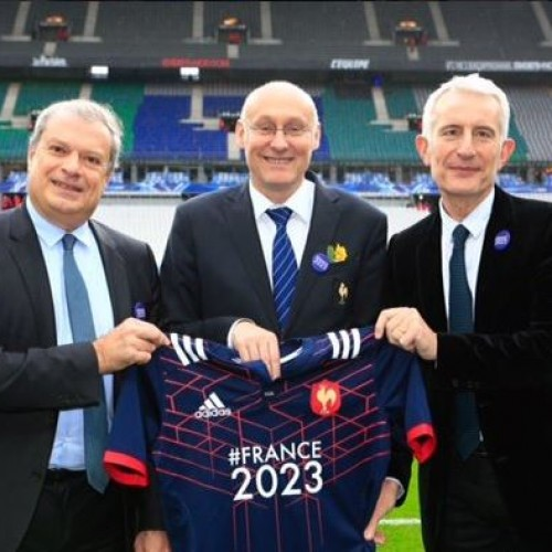 RWC 2023, Laporte sbotta contro Bill Beaumont