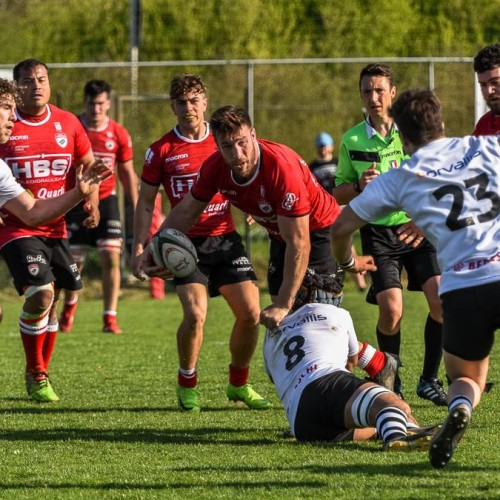 Serie A: Lyons Piacenza, Rugby Colorno e Capitolina in semifinale