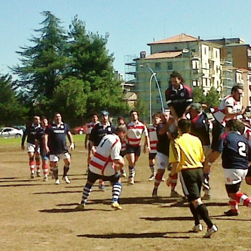 Serie C (1): CUS Molise vs A.P. Pomigliano Rugby 14 – 11