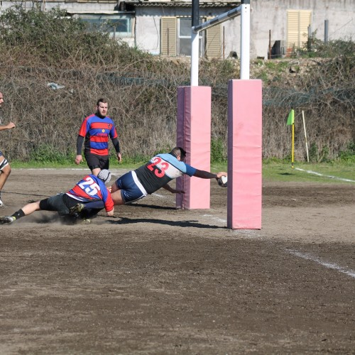 Serie C: Il Rugby Anzio Club vince e passa in vetta alla classifica