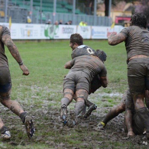 RUGBY SERIE C: Rugby Gubbio vs Castello Rugby (30-7)
