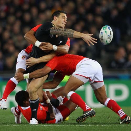 Sonny Bill Williams: i migliori Offloads [VIDEO]