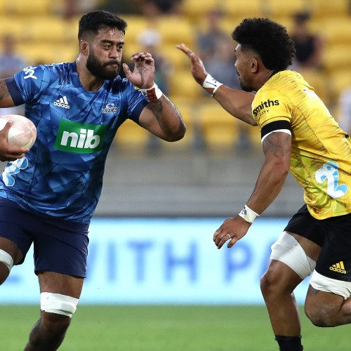 Super Rugby Aotearoa: passano i Blues a Wellington [VIDEO]